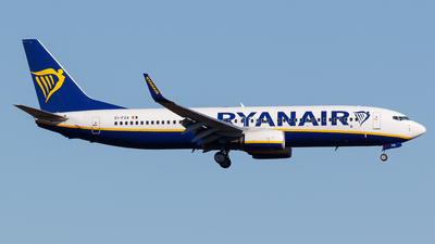EI-FZA - Boeing 737-8AS - Ryanair