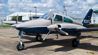 A picture of N316RA - Cessna 310Q - [310Q1100] - © Javier Vera