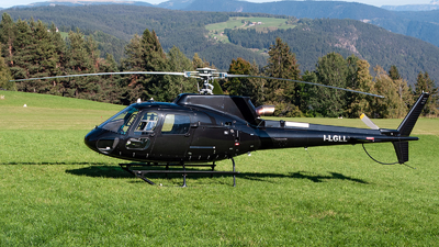 A picture of ILGLL - Airbus Helicopters H125 -  - © Varani Ennio