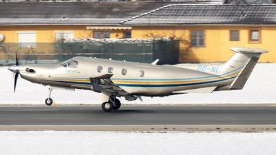 OO-NLT - Pilatus PC-12/47E - Private