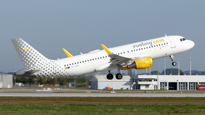 A picture of ECLZN - Airbus A320214 - Vueling - © Michael Knüfer