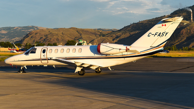C-FASY - Cessna 525 Citationjet CJ3 - Airsprint