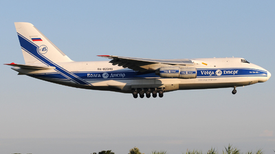 A picture of RA82046 - Antonov An124 - VolgaDnepr Airlines - © Gabriele Fontana - Tuscan Aviation