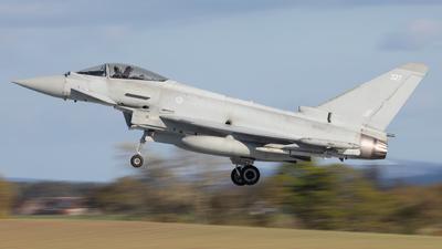 ZK327 - Eurofighter Typhoon FGR.4 - United Kingdom - Royal Air Force (RAF)