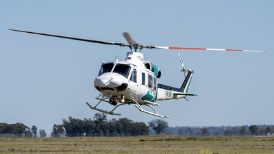 VH-LWF - Bell 412EP - Helicorp