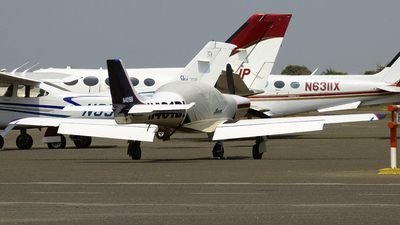 N401BB - Lancair 235 - Private