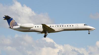 N14953 - Embraer ERJ-145LR - United Express (ExpressJet Airlines)