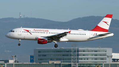 A picture of OELBQ - Airbus A320214 - Austrian Airlines - © Sebastian Thiel