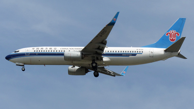 B-5721 - Boeing 737-81B - China Southern Airlines