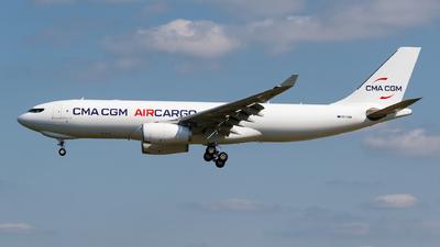 A picture of OOCGM - Airbus A330243F - Air Belgium - © Dorien Alsteens