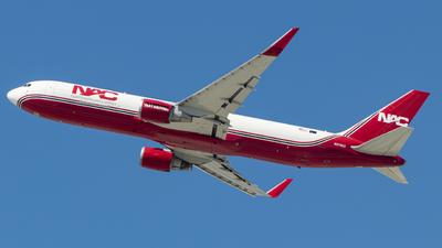 N379CX - Boeing 767-323(ER)(BDSF) - Northern Air Cargo (NAC)