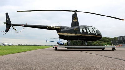 G-CFNF - Robinson R44 Raven II - Kuki Helicopters
