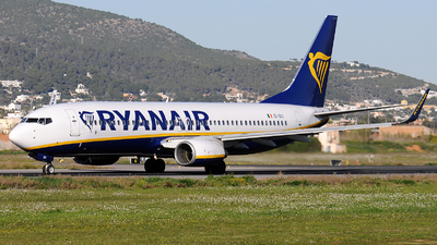 EI-DCI - Boeing 737-8AS - Ryanair