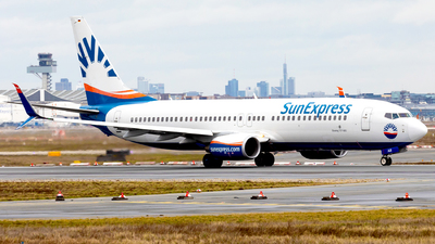 D-ADAB - Boeing 737-8HC - SunExpress Germany