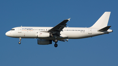 SU-TCF - Airbus A320-232 - Almasria Universal Airlines