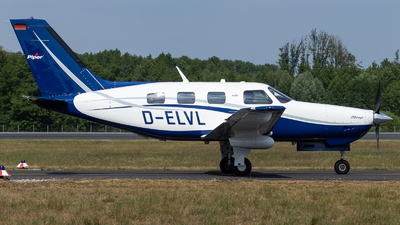 D-ELVL - Piper PA-46-350P Malibu Mirage - Private