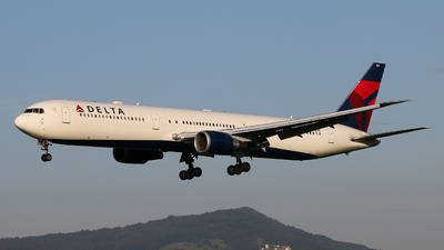 N838MH - Boeing 767-432(ER) - Delta Air Lines