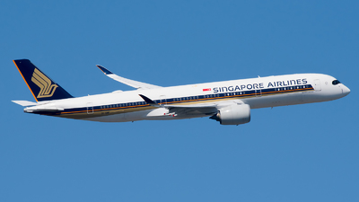 A picture of 9VSMR - Airbus A350941 - Singapore Airlines - © Ricardo de Vries