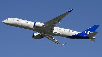 A picture of SERSC - Airbus A350941 - SAS - © OSDU