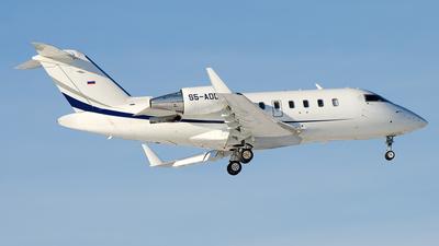 S5-ADD - Bombardier CL-600-2B16 Challenger 605 - Elit Avia