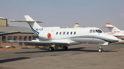 9Q-CJF - Hawker Siddeley HS-125-600B - Private