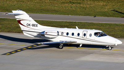 OK-BEE - Hawker Beechcraft 400A - Private