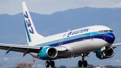 N280EA - Boeing 737-85P - Eastern Air Lines