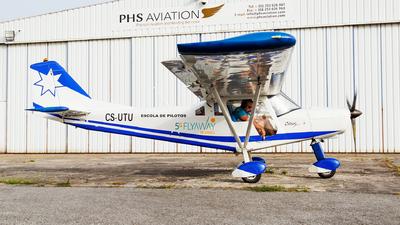 CS-UTU - BRM Citius Sport - 5G Flyaway Air Services