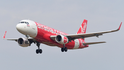 9M-RAE - Airbus A320-216 - AirAsia