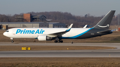 N1489A - Boeing 767-31K(ER)(BCF) - Amazon Prime Air (Atlas Air)