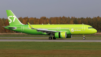 A picture of VQBSC - Airbus A320271N - S7 Airlines - © Igor Dvurekov