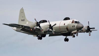 9163 - Kawasaki UP-3D Orion - Japan - Maritime Self Defence Force (JMSDF)