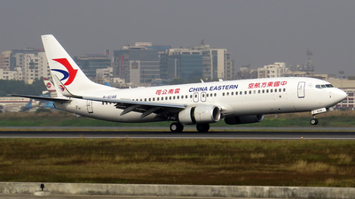 B-6146 - Boeing 737-89P - China Eastern Airlines