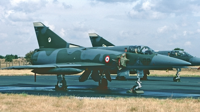 58 - Dassault Mirage 5F - France - Air Force