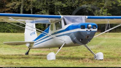 A picture of N77116 - Cessna 120 - [11574] - © HA-KLS