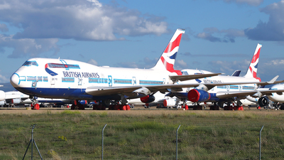 A picture of GCIVX - Boeing 747436 - [28852] - © Óscar López Herrero