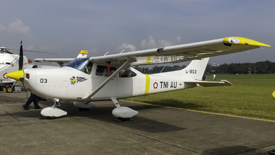 L-1803 - Cessna 182 - Indonesia - Air Force