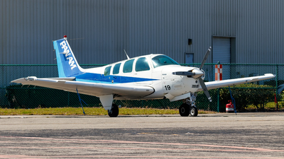 N819LA - Beechcraft A36 Bonanza - ANA Trading Corporation