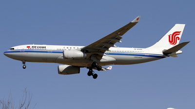 B-6505 - Airbus A330-243 - Air China