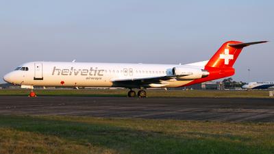 VH-VKQ - Fokker 100 - Alliance Airlines