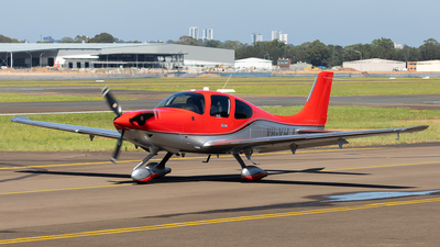 A picture of VHVHJ - Cirrus SR22T - [1746] - © Mark B Imagery