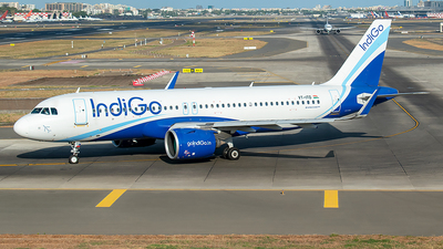 VT-ITD - Airbus A320-271N - IndiGo Airlines