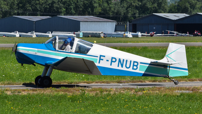 F-PNUB - Jodel D119 - Private