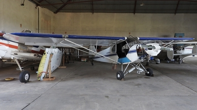 LV-HEE - Piper PA-11-90 Cub Special - Private