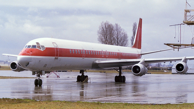 TF-ISA - Douglas DC-8-61 - Air Algérie (Eagle Air)