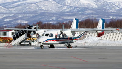 RA-28714 - Antonov An-28 - Petropavlovsk-Kamchatskoe Aviation Enterprise