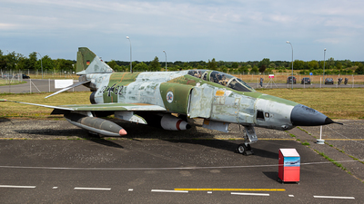 35-62 - McDonnell Douglas RF-4E Phantom II - Germany - Air Force