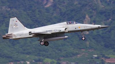 5290 - Northrop F-5E Tiger II - Taiwan - Air Force