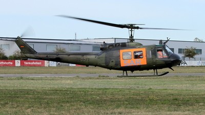 70-73 - Bell UH-1D Iroquois - Germany - Air Force
