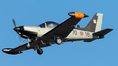 MM55111 - SIAI-Marchetti SF260EA - Italy - Air Force